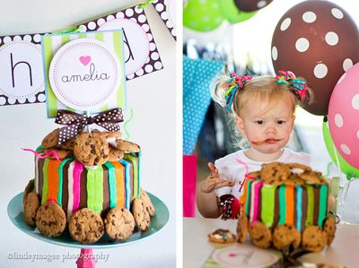 Milk cookies birthday photos